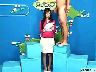 Japanese women get their chance to shine on Bukkake TV