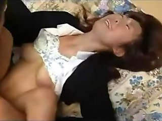 Fingering and Fucking Slim Asian