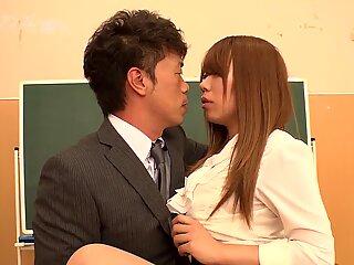 Iroha Suzumura :: With The Priest In A Shrine 1 - CARIBBEANC