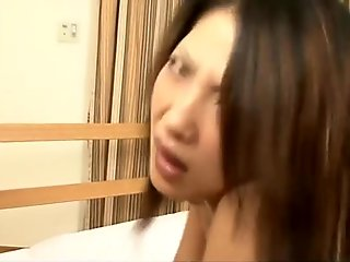 Passionate Japanese MILF is screwed in various positions