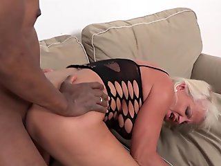 Amazing Black Hottie Chick Solo