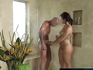 Nuru Massage From Japanese Busty Babe And Oral Pleasure 14