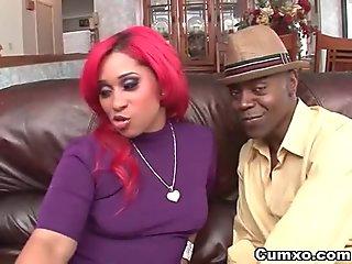 Busty Big Tity Ghetto Ebony