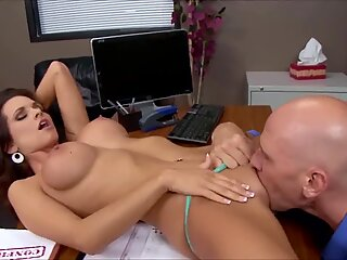 Ashley Sinclair mind-blowing student
