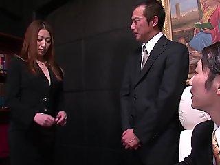 Shinnyuushain no oshigoto vol 10 - Scene 3