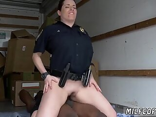 Anal fatty milf and hot movieked up xxx Black suspect taken on a rough ride