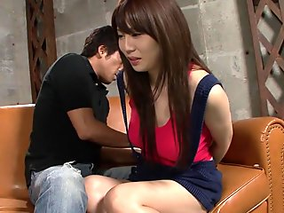 Incredible Japanese model Karen Natsuhara in Exotic JAV uncensored MILFs movie