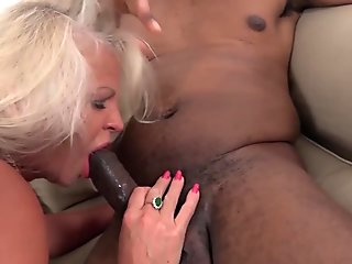 Japanese Whore With Big Boobs Pleasing Cock