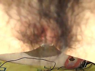 Hairy Asian on Cam - BasedCams.com