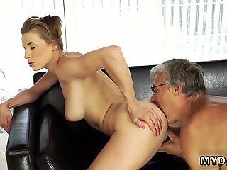 Boss fucking dirty slutty secretary