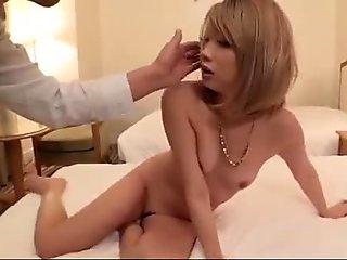 Group sex video along slim doll Rui Hayakawa