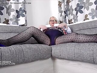 For pantyhose lovers