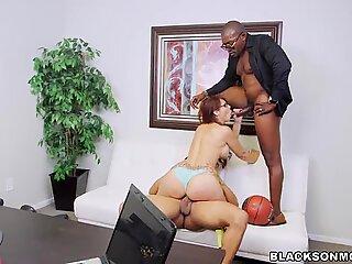 Mature Mother Loves Black Dick