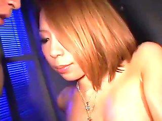 Amazing Japanese slut Erina Maejima in Best Fingering, MILFs JAV scene