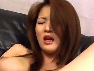 Yuki Touma has crack licked, aroused with