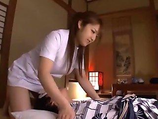 Horny Japanese slut Shiori Kamisaki in Incredible Big Tits JAV video