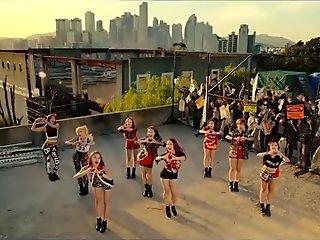 Twice (Like OOH-AHH) Korean Porn MV