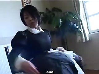 197 New Maid Spanked and Paddled By Her Harsh Mistress