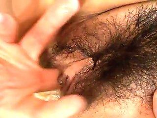 Slut in lingeriee sucks on cock
