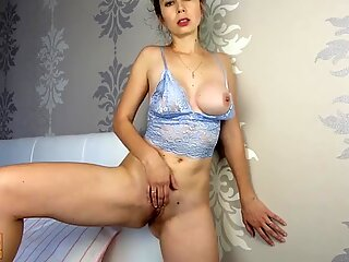 Hi, Mike! My solo squirt on camera for you! - CatherineRain