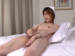 Cosplay Japanese Ladyboy Nurse