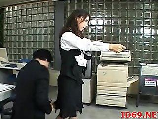 Japanese av girls are showing off their hot asses segment 2