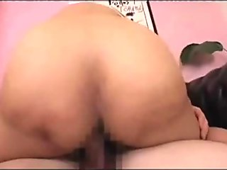 Japanese Girl Giving A Blowjob -