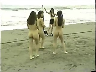 nude volleyball 1