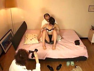 Fabulous Japanese slut Ai Mitsumi in Hottest Massage JAV movie