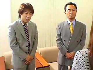 Incredible Japanese chick Leila Aisaki in Amazing BDSM, Secretary JAV movie
